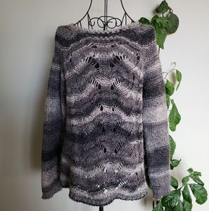 Lola's wool blend Made in Italy sweater